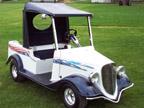 Custom Golf Cart Shipping